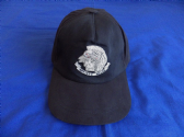 ARTIST RIFLES ( 21 SPECIAL AIR SERVICE REGIMENT (R) ) BASEBALL CAP (BLK)